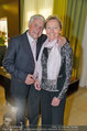 Dinner of Fame - Rainers Hotel Wien - Di 01.04.2014 - Werner MATT mit Ehefrau Elke13