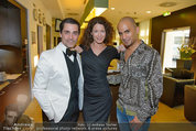 Dinner of Fame - Rainers Hotel Wien - Di 01.04.2014 - Andreas SEIDL, Pia BARESCH, Eric PAPILAYA15