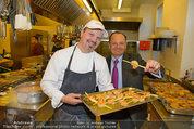 Dinner of Fame - Rainers Hotel Wien - Di 01.04.2014 - Burkhard ERNST, Mike K�BERL2