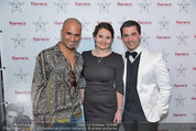 Dinner of Fame - Rainers Hotel Wien - Di 01.04.2014 - Eric PAPILAYA, Steffi, Andreas SEIDL38