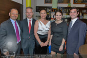 Dinner of Fame - Rainers Hotel Wien - Di 01.04.2014 - Familie Burkhard ERNST, Gerhard Gabi Maximilian LEMBERGER,Steffi42