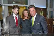 Dinner of Fame - Rainers Hotel Wien - Di 01.04.2014 - Mad Mat SCHUH mit Sohn Jakob, Graziana ZANONI49