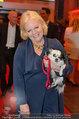 Pro Juventute Charity - Studio 44 - Do 03.04.2014 - Johanna MIKL-LEITNER mit Hund Jako36