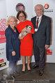 Pro Juventute Charity - Studio 44 - Do 03.04.2014 - Johanna MIKL-LEITNER mit Hund Jako, Brigitte KRENN38