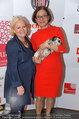 Pro Juventute Charity - Studio 44 - Do 03.04.2014 - Johanna MIKL-LEITNER mit Hund Jako, Brigitte KRENN39
