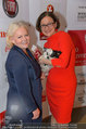 Pro Juventute Charity - Studio 44 - Do 03.04.2014 - Johanna MIKL-LEITNER mit Hund Jako, Brigitte KRENN41