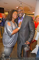 Pro Juventute Charity - Studio 44 - Do 03.04.2014 - Biko BOTOWAMUNGO mit Ehefrau Nakale (Natalie)45