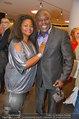 Pro Juventute Charity - Studio 44 - Do 03.04.2014 - Biko BOTOWAMUNGO mit Ehefrau Nakale (Natalie)46