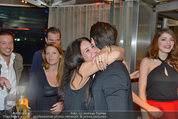 Birthday Party - Do&Co - Fr 04.04.2014 - Barbara REICHARD mit Sohn Kevin98