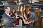 Birthday Party - Do&Co - Fr 04.04.2014 - Barbara REICHARD mit Sohn Kevin86