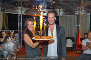 Birthday Party - Do&Co - Fr 04.04.2014 - Barbara REICHARD mit Sohn Kevin89