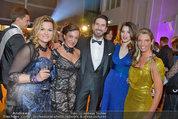 Dancer against Cancer - Hofburg - Sa 05.04.2014 - Atousa MASTAN, Clemens UNTERREINER, Amina DAGI, Verena PFL�GER1