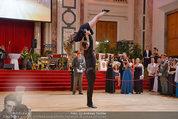 Dancer against Cancer - Hofburg - Sa 05.04.2014 - Baller�ffnung Gregor HATALA, Yvonne RUEFF100