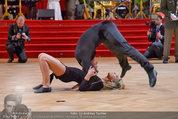 Dancer against Cancer - Hofburg - Sa 05.04.2014 - Baller�ffnung Gregor HATALA, Yvonne RUEFF104