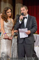 Dancer against Cancer - Hofburg - Sa 05.04.2014 - Awardverleihung (Laudation Manfred und Nelly BAUMANN)128