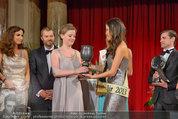 Dancer against Cancer - Hofburg - Sa 05.04.2014 - Awardverleihung134