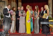 Dancer against Cancer - Hofburg - Sa 05.04.2014 - Awardverleihung139