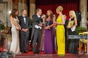 Dancer against Cancer - Hofburg - Sa 05.04.2014 - Awardverleihung an Kelly LEBROCK154