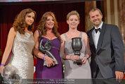 Dancer against Cancer - Hofburg - Sa 05.04.2014 - Kelly LEBROCK, Manfrd und Nelly BAUMANN163