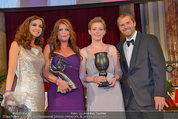 Dancer against Cancer - Hofburg - Sa 05.04.2014 - Kelly LEBROCK, Manfrd und Nelly BAUMANN164