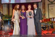 Dancer against Cancer - Hofburg - Sa 05.04.2014 - Kelly LEBROCK, Manfrd und Nelly BAUMANN165