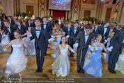 Dancer against Cancer - Hofburg - Sa 05.04.2014 - Baller�ffnung185