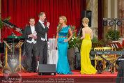 Dancer against Cancer - Hofburg - Sa 05.04.2014 - Yvonne RUEFF, Silvia SCHNEIDER186
