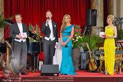 Dancer against Cancer - Hofburg - Sa 05.04.2014 - Yvonne RUEFF, Silvia SCHNEIDER187