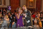 Dancer against Cancer - Hofburg - Sa 05.04.2014 - Kelly LEBROCK, Matthias URRISK190