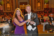 Dancer against Cancer - Hofburg - Sa 05.04.2014 - Er�ffnungstanz Kelly LEBROCK, Matthias URRISK192