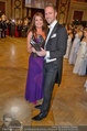 Dancer against Cancer - Hofburg - Sa 05.04.2014 - Er�ffnungstanz Kelly LEBROCK, Matthias URRISK195