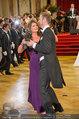 Dancer against Cancer - Hofburg - Sa 05.04.2014 - Er�ffnungstanz Kelly LEBROCK, Matthias URRISK198