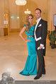 Dancer against Cancer - Hofburg - Sa 05.04.2014 - Matthias URRISK, Yvonne RUEFF2