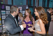 Dancer against Cancer - Hofburg - Sa 05.04.2014 - Kelly LEBROCK, Manfred und Nelly BAUMANN21