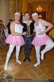 Dancer against Cancer - Hofburg - Sa 05.04.2014 - Gregor HATALA Schwanensee-Ballett Hans-Georg HEINKE, Alex LIST231