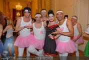 Dancer against Cancer - Hofburg - Sa 05.04.2014 - Carmen KREUZER Schwanensee-Ballett (LETZ, WINKLER, LIST, RADLHER243