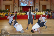 Dancer against Cancer - Hofburg - Sa 05.04.2014 - 262