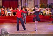 Dancer against Cancer - Hofburg - Sa 05.04.2014 - Ronny LEBER, Carmen KREUZER289