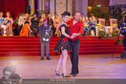 Dancer against Cancer - Hofburg - Sa 05.04.2014 - Ronny LEBER, Carmen KREUZER290