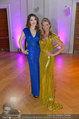 Dancer against Cancer - Hofburg - Sa 05.04.2014 - Amina DAGI, Verena PFL�GER3