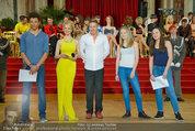 Dancer against Cancer - Hofburg - Sa 05.04.2014 - 303