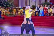 Dancer against Cancer - Hofburg - Sa 05.04.2014 - Marin OBERHAUSER, Yvonne RUEFF326