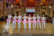 Dancer against Cancer - Hofburg - Sa 05.04.2014 - Schwanensee Ballett335