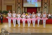 Dancer against Cancer - Hofburg - Sa 05.04.2014 - Schwanensee Ballett337