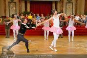Dancer against Cancer - Hofburg - Sa 05.04.2014 - Schwanensee Ballett345