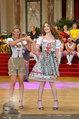 Dancer against Cancer - Hofburg - Sa 05.04.2014 - Verena PFL�GER, Amina DAGI349