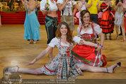 Dancer against Cancer - Hofburg - Sa 05.04.2014 - Amina DAGI, Marin FINGER, Atousa MASTAN357
