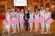 Dancer against Cancer - Hofburg - Sa 05.04.2014 - Gregor HATALA mit Schwanensee-Ballett372