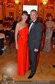 Dancer against Cancer - Hofburg - Sa 05.04.2014 - Claudia KRISTOVIC-BINDER mit Martin84