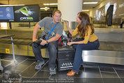 Presseshooting - Flughafen Wien - Di 08.04.2014 - Manfred und Nelly BAUMANN16